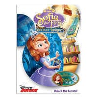 Image of Sofia the First: The Secret Library DVD # 1