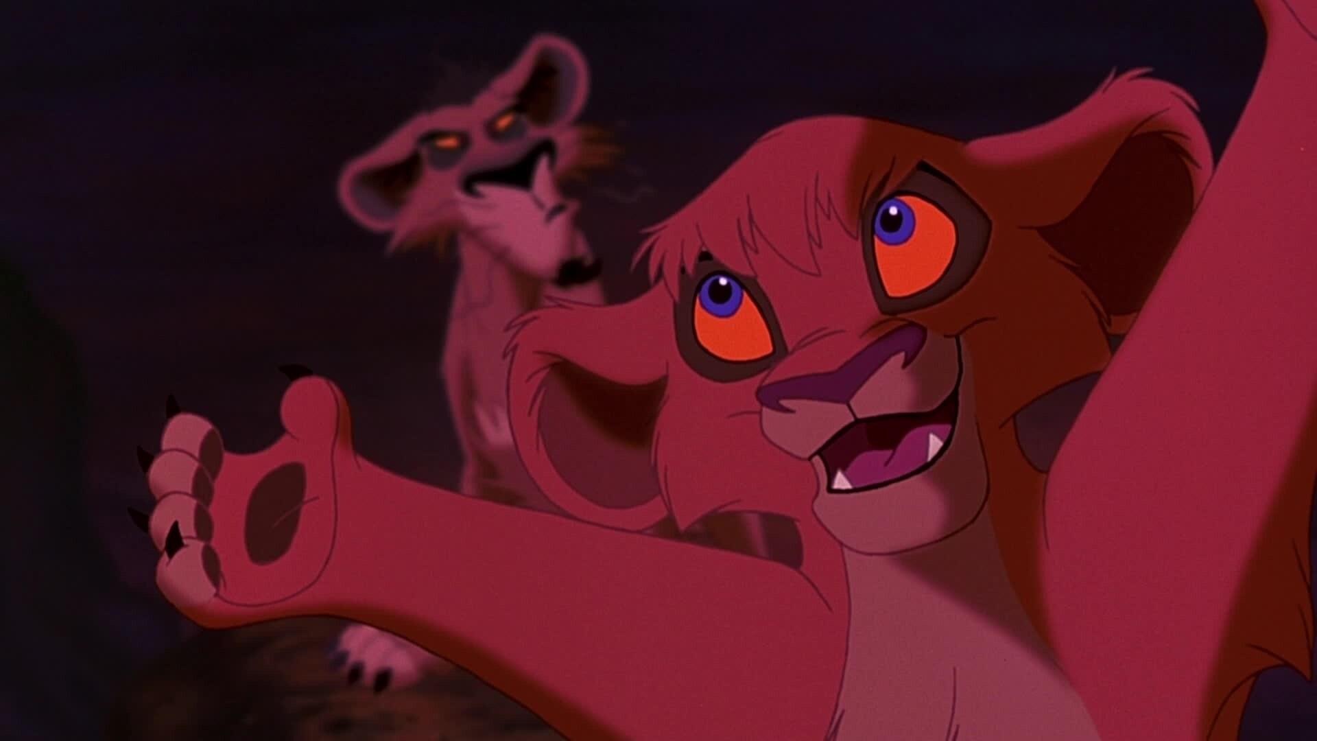 Le Roi Lion II, l'Honneur de la tribu - Chanson : Mon chant d'Espoir (par par Zira, Nuka et Vitani enfants)