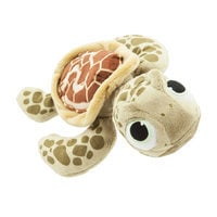 Image of Baby Sea Turtle Plush - Moana - Disney Animators' Collection - Mini Bean Bag - 9'' # 2