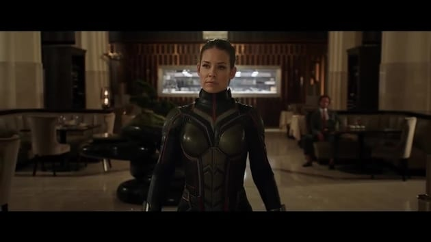 Ant-Man and The Wasp | The Wasp featurette