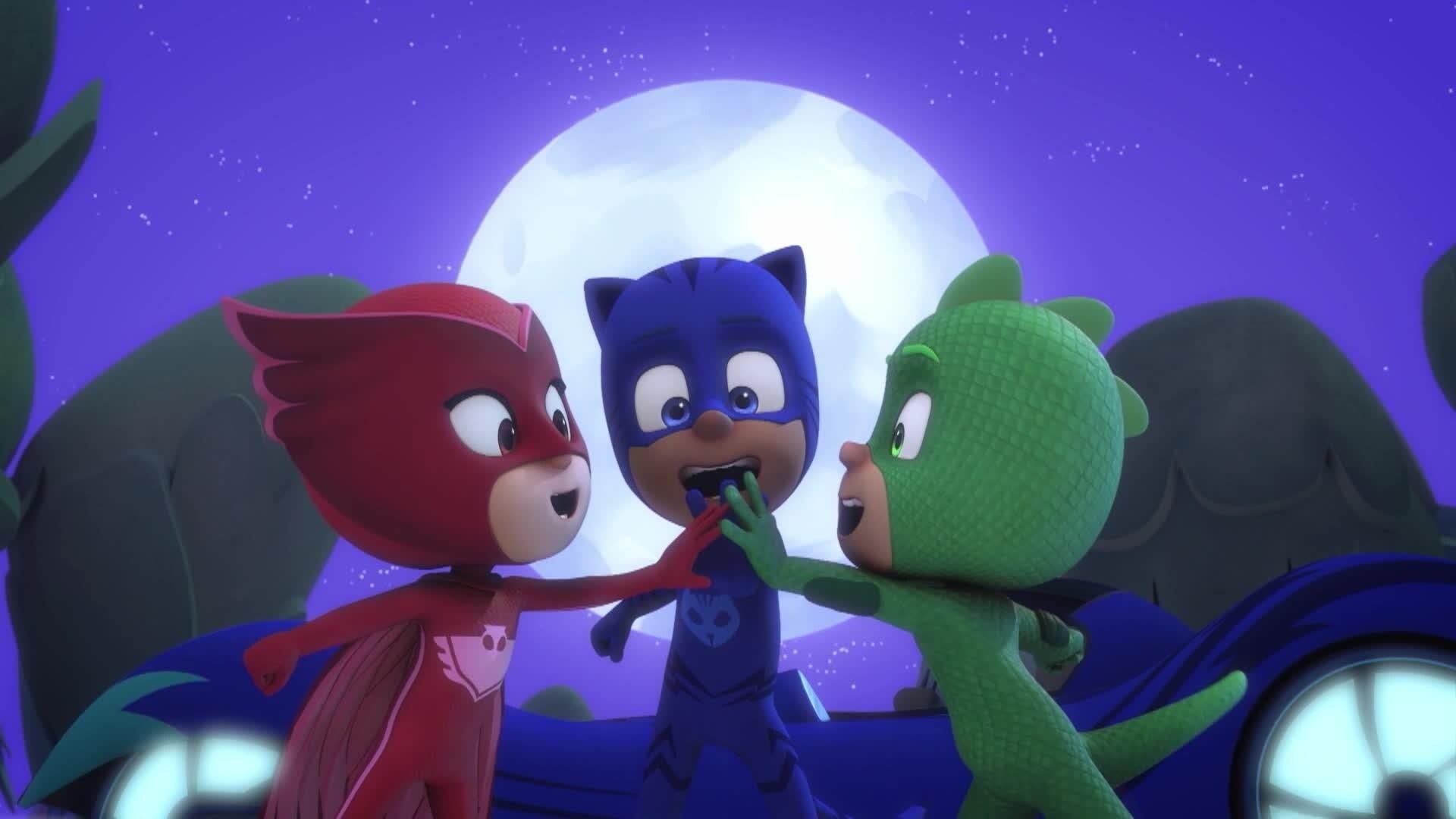 """Nuevos episodios de """"PJ Masks"""" en Disney Junior"""