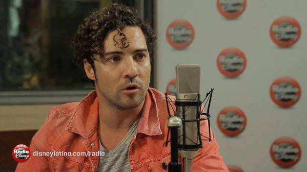 Entrevista: David Bisbal – Radio Disney