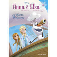Image of Anna & Elsa 3: A Warm Welcome Book # 1