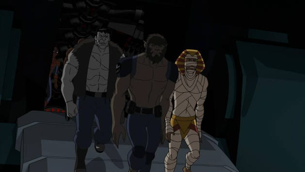 Ultimate Spider-Man - Extrait - Les Commandos Hurlants
