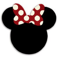 Minnie Mouse I See Minnie Rug by Ethan Allen