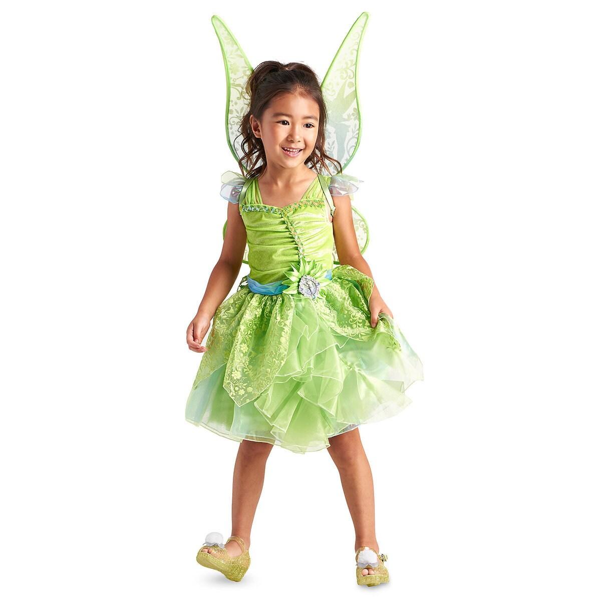 Tinker Bell Costume for Kids | shopDisney