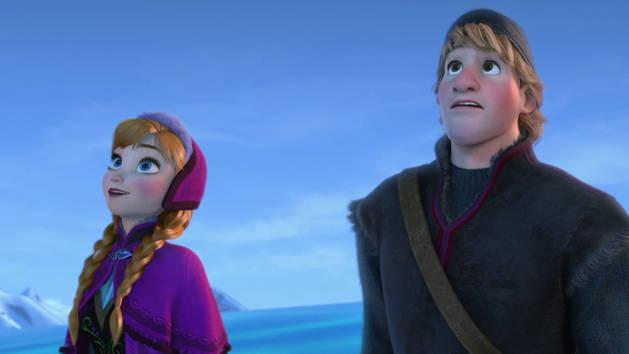 Frozen - Extended Clip
