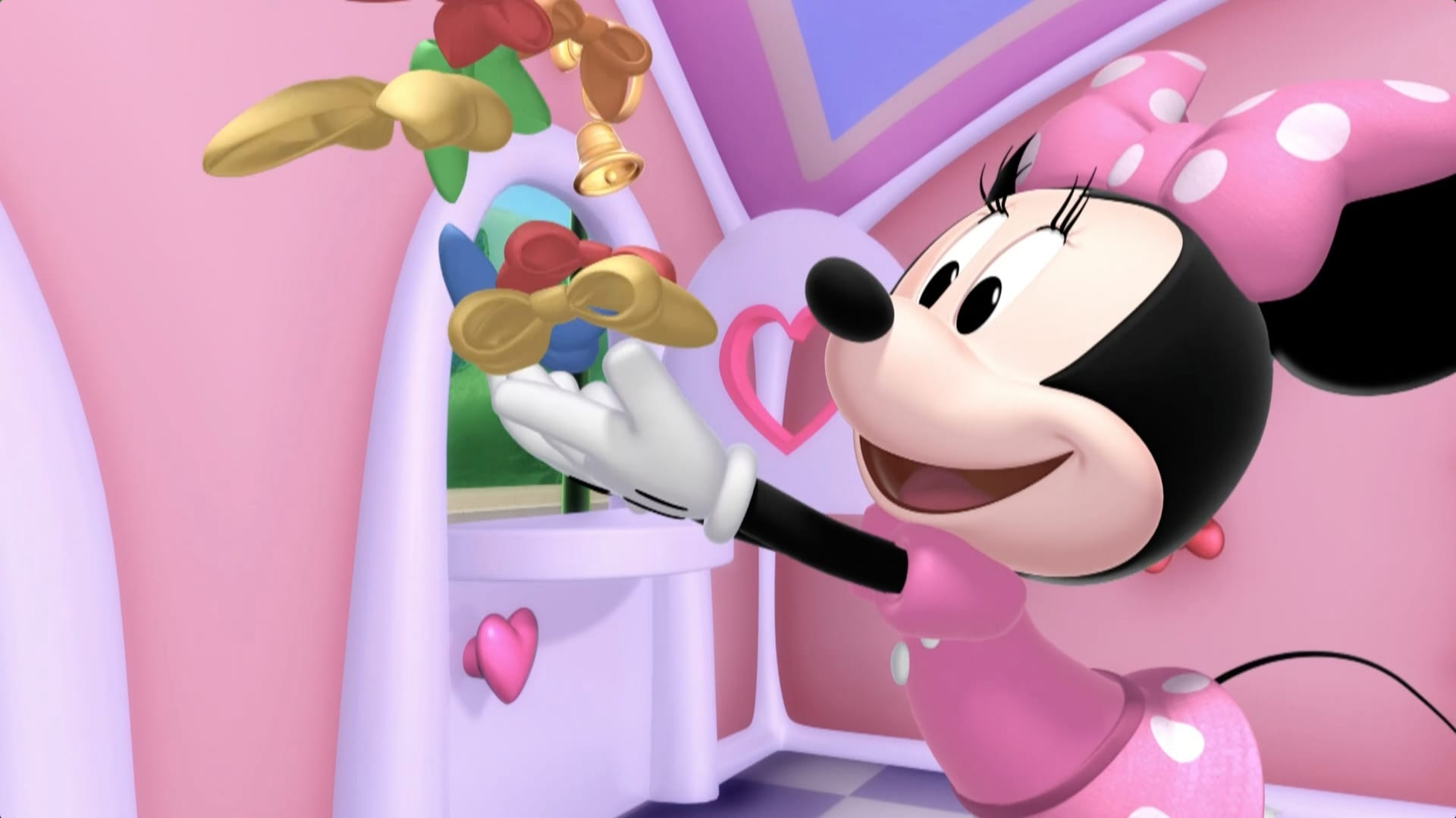 Essa massa de pizza - Minnie Toons