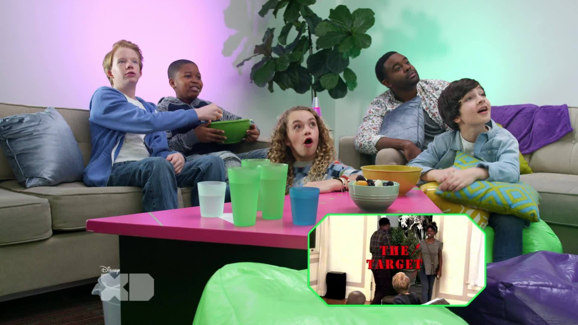Walk the Prank Cast Reacts: Jack in the Box