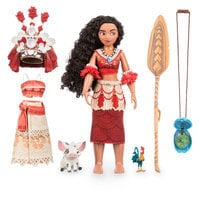 Disney Moana Singing Feature Doll Set - 11''