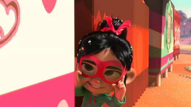 Meet Vanellope - Game Changers - Wreck-It Ralph