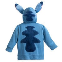 Stitch Character Zip Hoodie for Kids