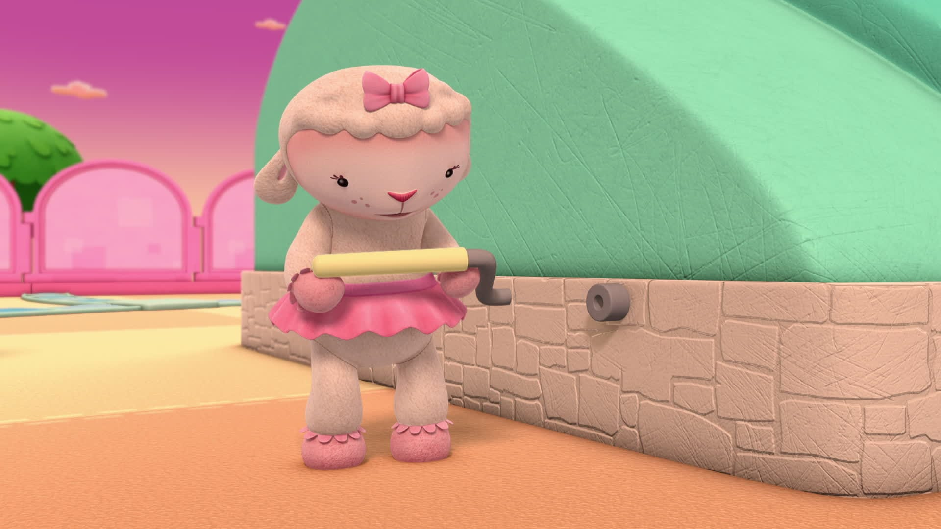 Baby: Lambie's Baad-Day