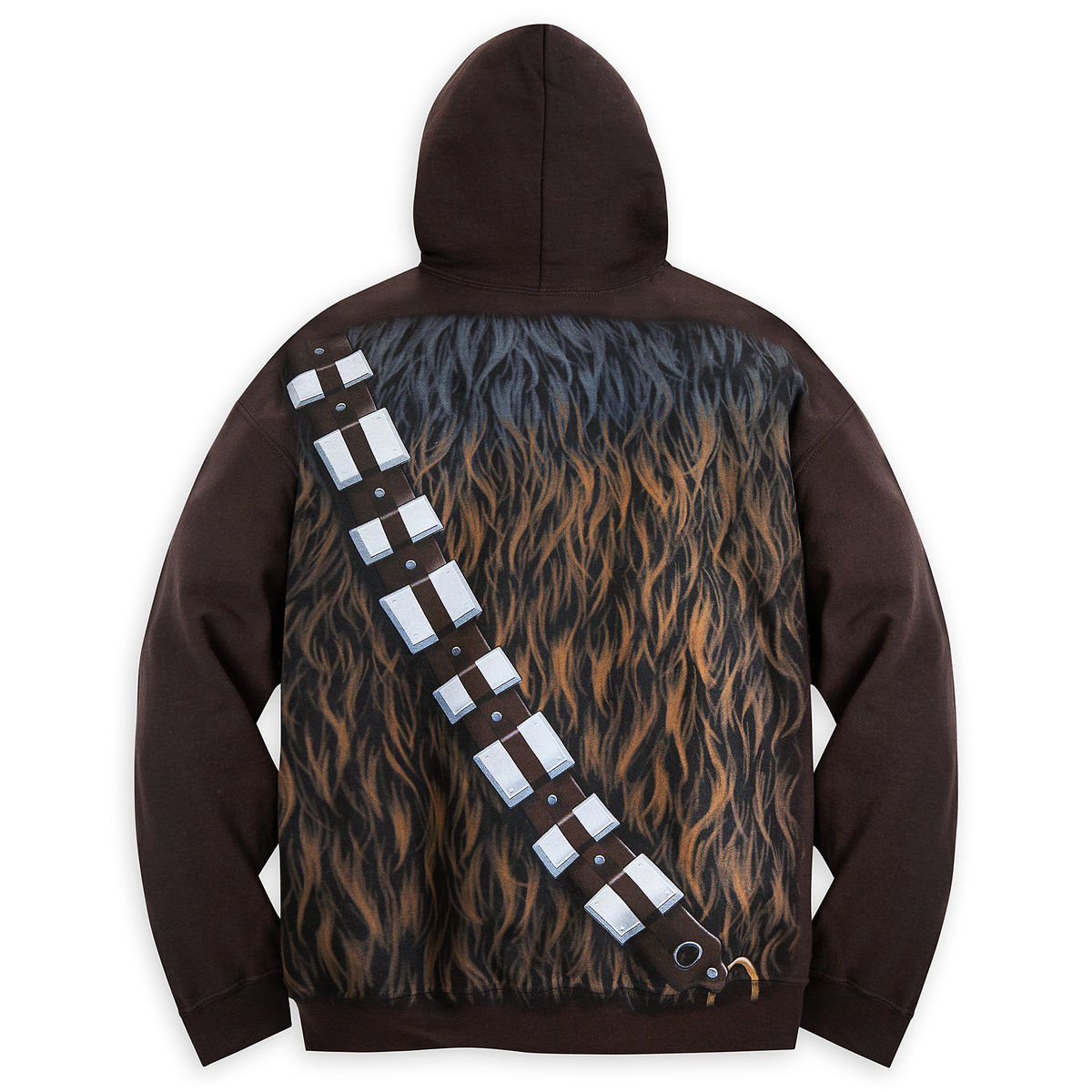 Product Image of Chewbacca Costume Hoodie for Adults - Star Wars   2 01fb48bb6