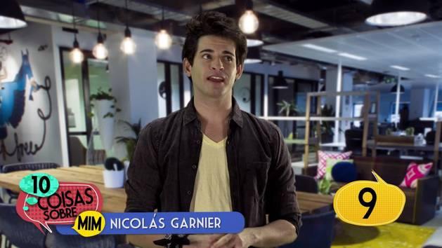 10 coisas sobre mim: Nicolás Garnier