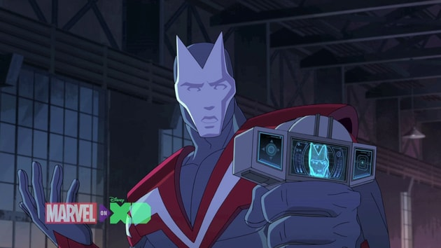 """Thunderbolts Revealed"" Clip - Marvel's Avengers: Ultron Revolution"