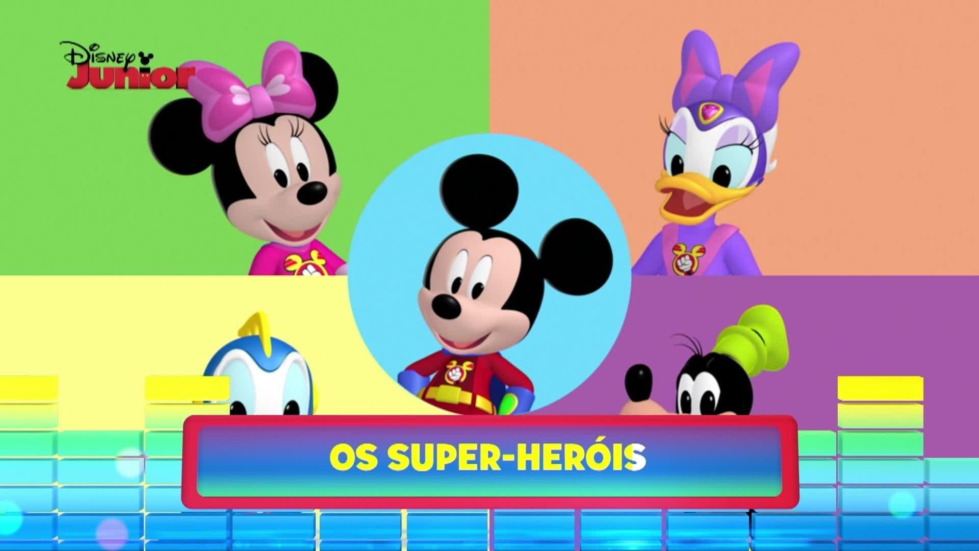 Os Super-Heróis
