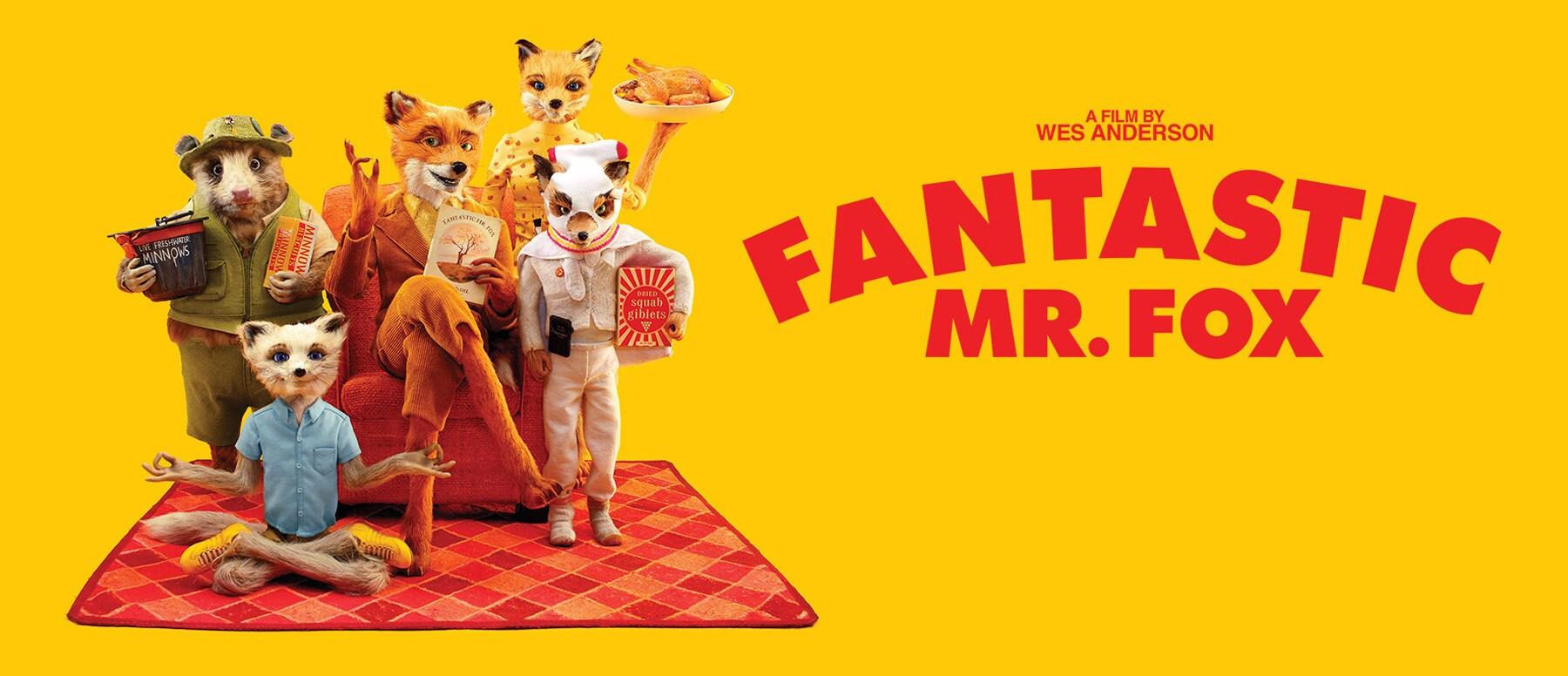 Fantastic Mr. Fox Hero