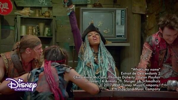 "Descendants 2 - Chanson : ""What's My Name"""