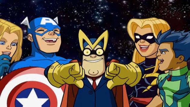 """Episodio 46: """"1602"""" - El escuadrón de superhéroes"""