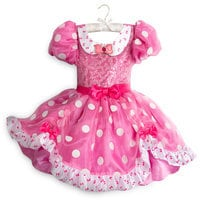 Image of Minnie Mouse Costume for Kids - Pink # 3