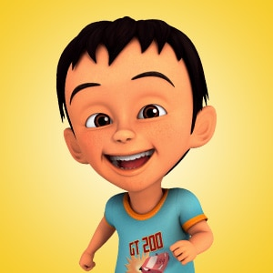 Upin ipin disney channel indonesia fizi reheart Image collections