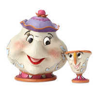 Image of Mrs. Potts and Chip ''A Mother's Love'' Figure by Jim Shore # 1