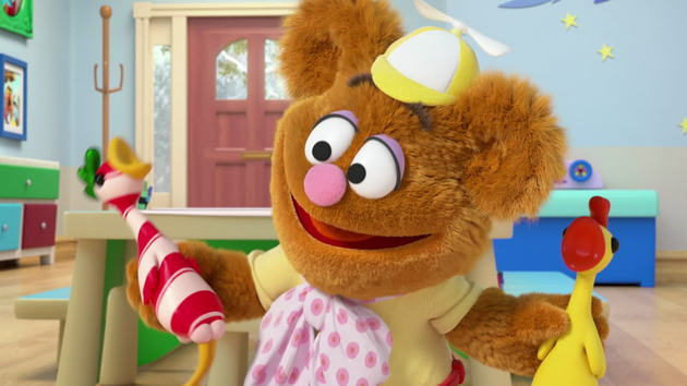 Muppet Babies' Winter Wonder Wish List