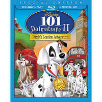 Image of 101 Dalmatians II: Patch's London Adventure Special Edition # 1