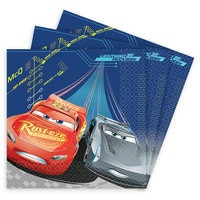Cars 3 Lunch Napkins