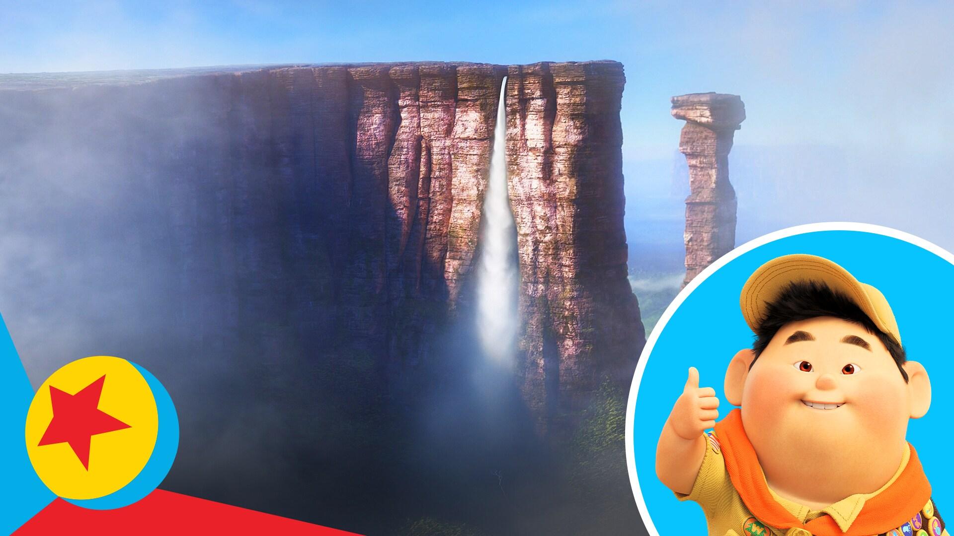 Pixar Did You Know: Locations | Pixar