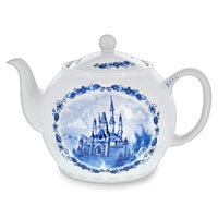 Fantasyland Castle Teapot Shopdisney