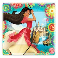 Image of Elena of Avalor Lunch Plates # 1