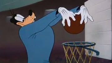 Mickey trop drôle - Double dribble