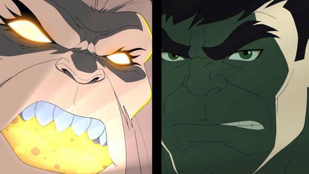 """Hulk-Busted"" clip"