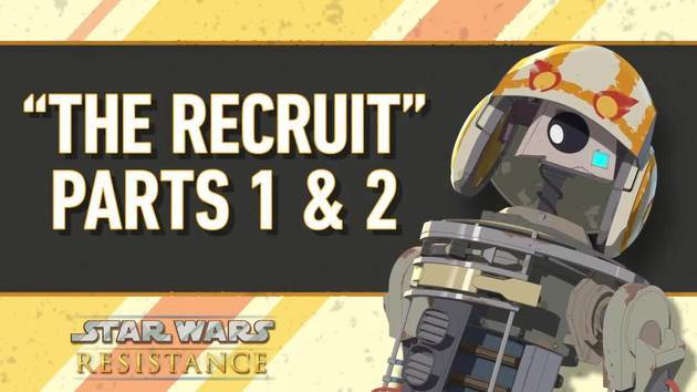 "Bucket's List: ""The Recruit"" - Star Wars Resistance"