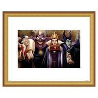 Image of ''Sinister Villains'' Giclée by Darren Wilson # 4