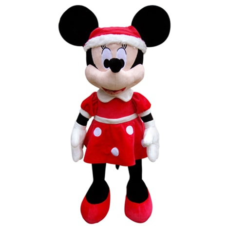 Christmas Minnie Hat