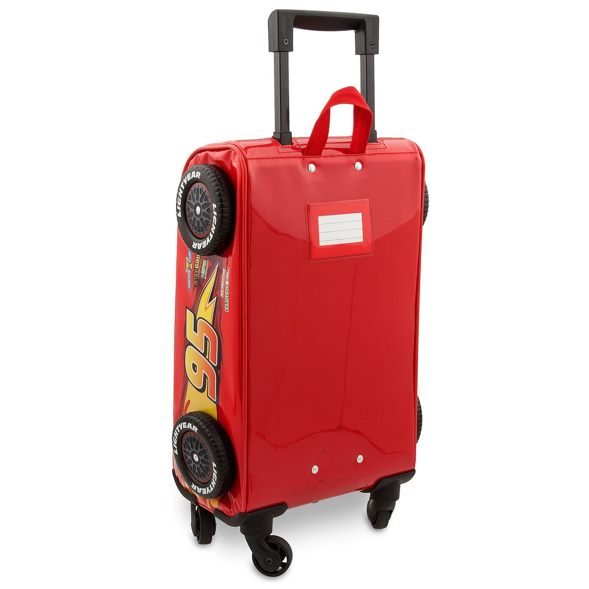 Product Image of Lightning McQueen Rolling Luggage - Cars 3   2 d9af24982