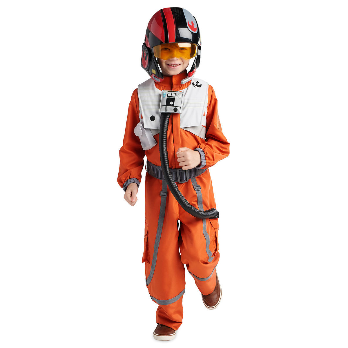 poe dameron costume for kids star wars shopdisney
