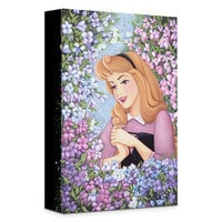 ''Briar Rose'' Giclée on Canvas by Michelle St.Laurent
