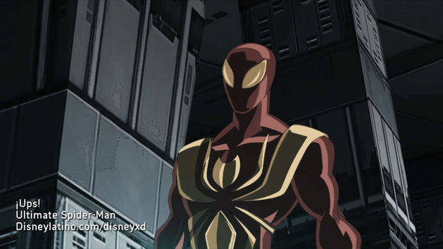 ¡Ups! - Ultimate Spider-Man