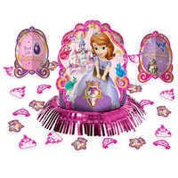 Image of Sofia the First Table Decorating Kit # 1
