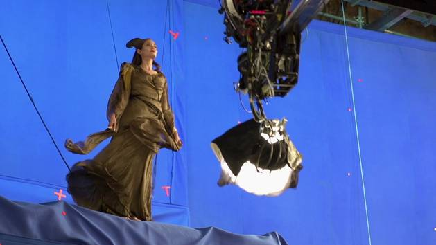 Creating Speedy Flight - Maleficent Behind the Scenes