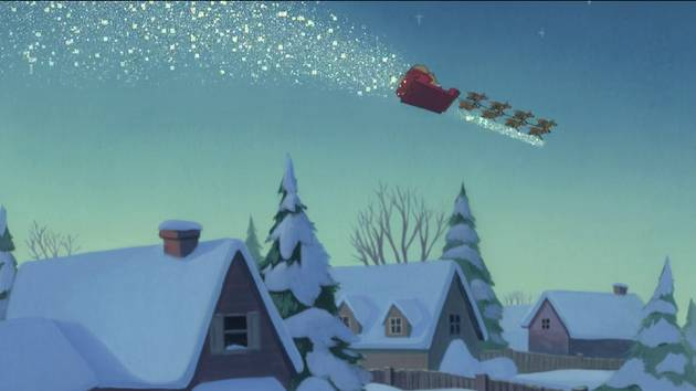 Up On The Housetop - Holiday Music Mashup - Disney Movies Anywhere