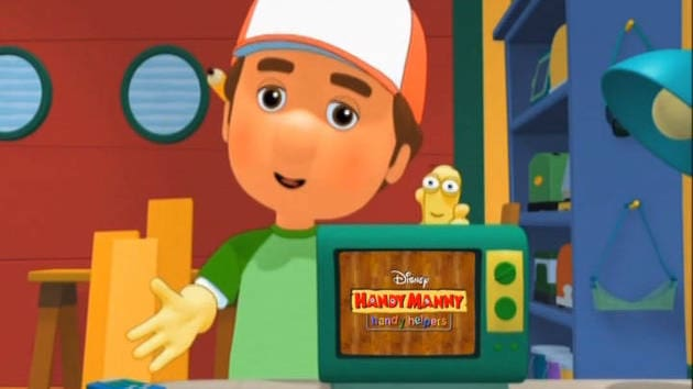 Handy Manny: Handy Helpers - Daddy's Carwash