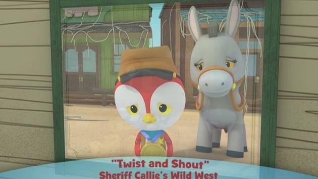 มิวสิควิดีโอจาก Sheriff Callie's Wild West: Twist & Shout
