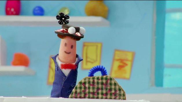 Dedocuentos - Mary Poppins