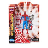 Image of Spider-Man Action Figure - Marvel Select - 7'' # 5
