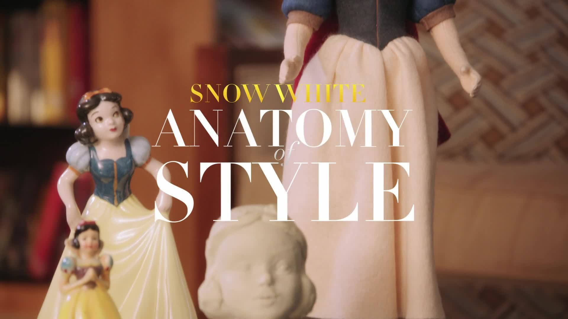 "Fashion Designers Naeem Kahn & Alberta Ferretti Explore Snow White's ""Anatomy of Style"""